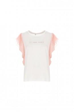 Женская футболка IMPERIAL - TB00XBZSNM