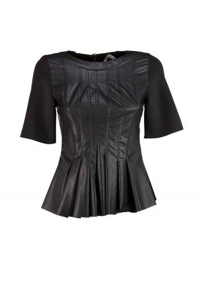 Женская кофта черная модная