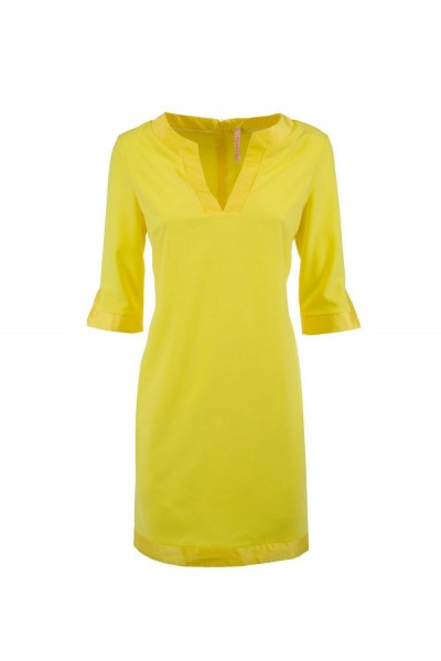 Женское платье зелёное IMPERIAL - AIM7NDD