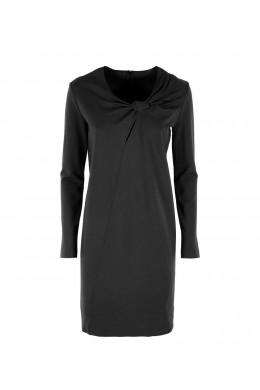 Женское платье солидное с длинным рукавом IMPERIAL - APQ7QBA