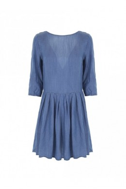 IMPERIAL Платье женское с открытой спиной ARM3RXXT33