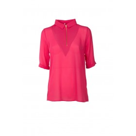 Женская блузка красивая с коротким рукавом IMPERIAL CCJ1NCP