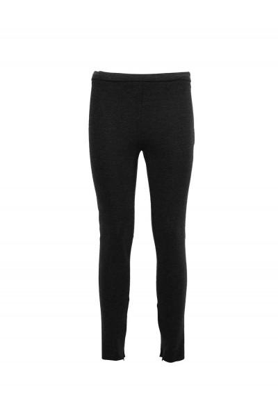 Женские брюки черные красивые