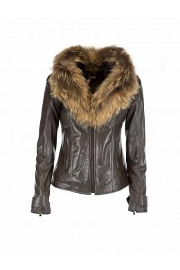 IMPERIAL Куртка женская с мехом 13025778