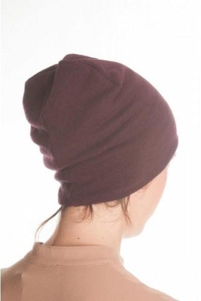 Женская шапка стильная KONTATTO - 3M1633