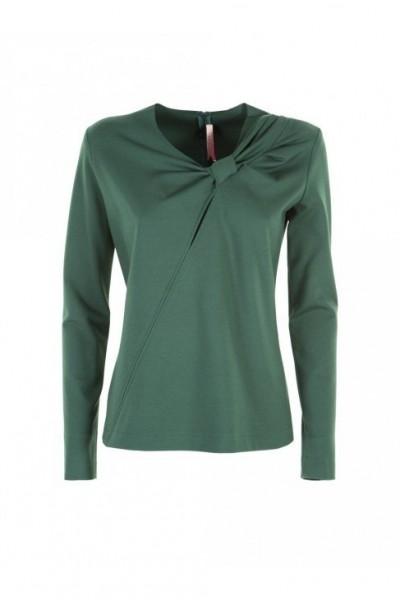 Женская зеленая кофта деловая IMPERIAL M03XQBA