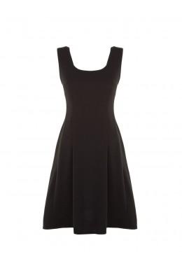 Женское платье нарядное черное IMPERIAL - APR6QFC
