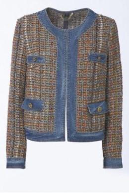 Пиджак женский букле KONTATTO - 4007