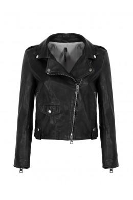 Куртка женская кожаная IMPERIAL-V3025