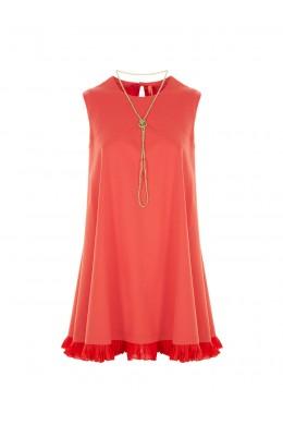 Платье женское без рукавов