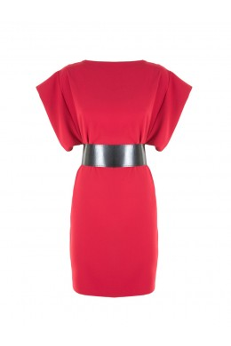 Женское платье с коротким рукавом IMPERIAL - AQD3QMO