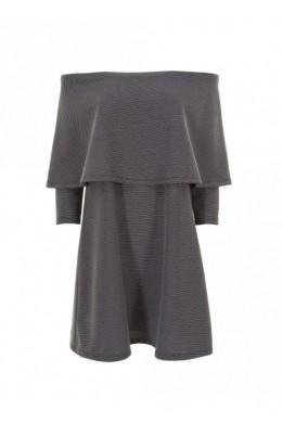 IMPERIAL Женское платье с открытыми плечами ASH2SJK