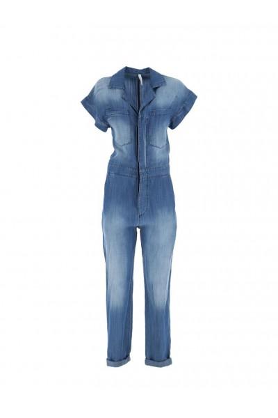 Комбинезон женский джинсовый IMPERIAL - Y244VHX3RG