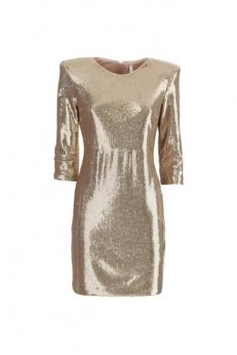 IMPERIAL Женское платье в пайетках AYR4WLE