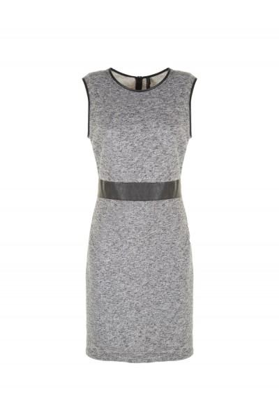 Женское платье без рукавов с каймой IMPERIAL - APQ8QGE
