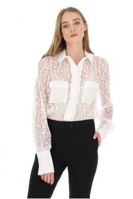 IMPERIAL Рубашка женская CHQ5XQY
